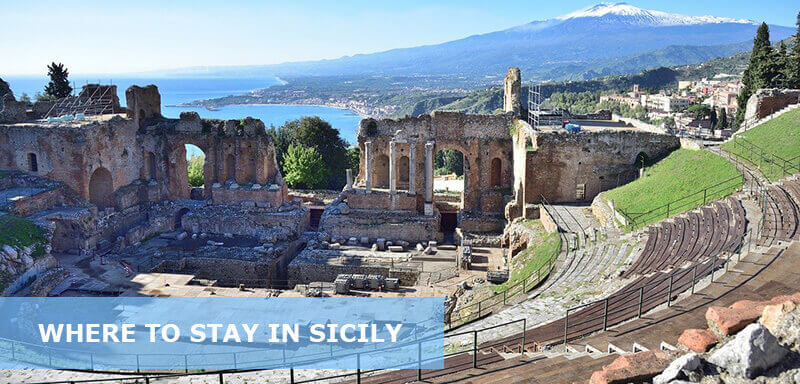 Where to Stay in Sicily Italy