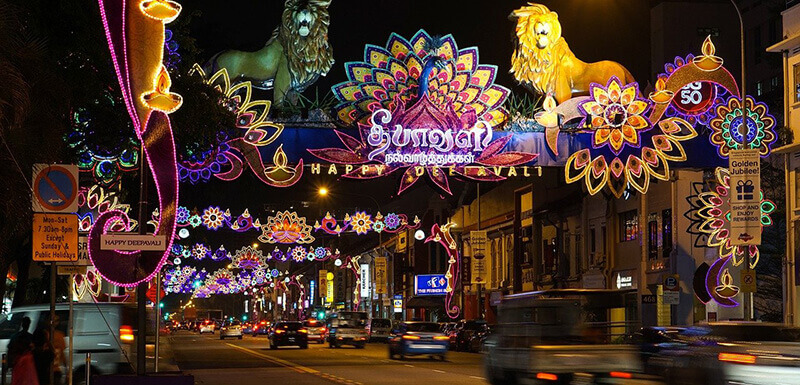 Where to Stay in Singapore – Little India
