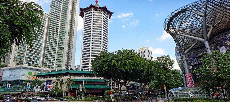 Where to Stay in Singapore – Orchard Road