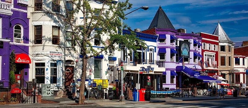 Where to Stay Washington DC – Adams Morgan