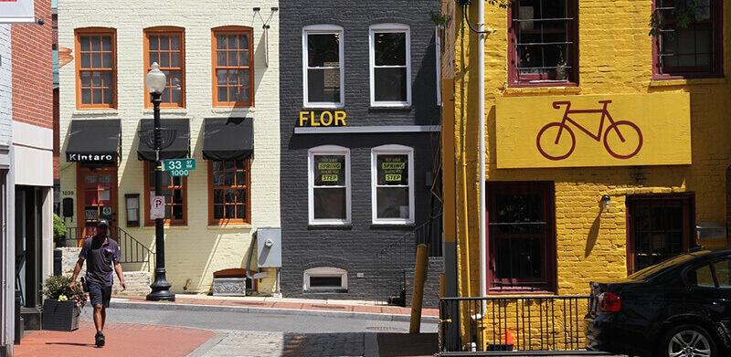 Where to Stay Washington DC – Georgetown