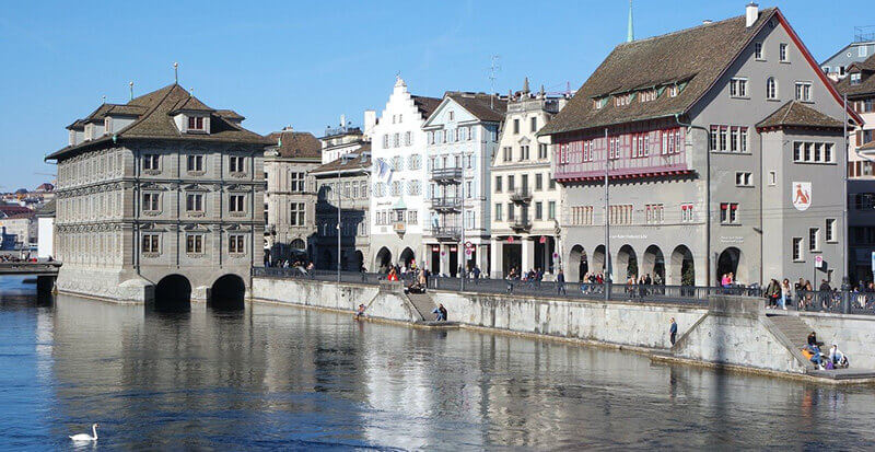 Where to Stay in Zurich - Historic Central