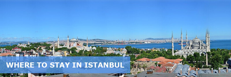 where to stay in istanbul turkey