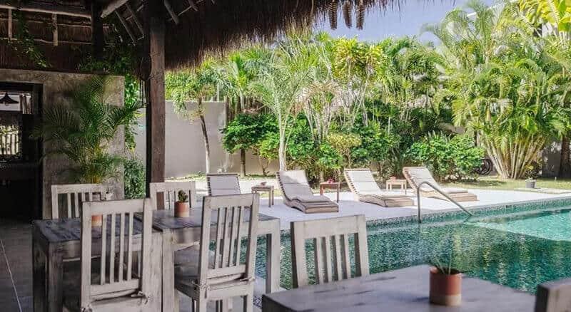 Villas H2O Tulum Hotel