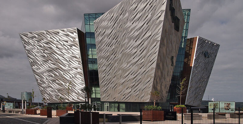 Where to Stay in Belfast, UK: TItanic