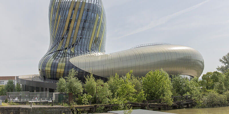 Where to Stay in Bordeaux, France: wine museum
