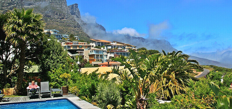 Where to Stay in Cape Town: Camps bay