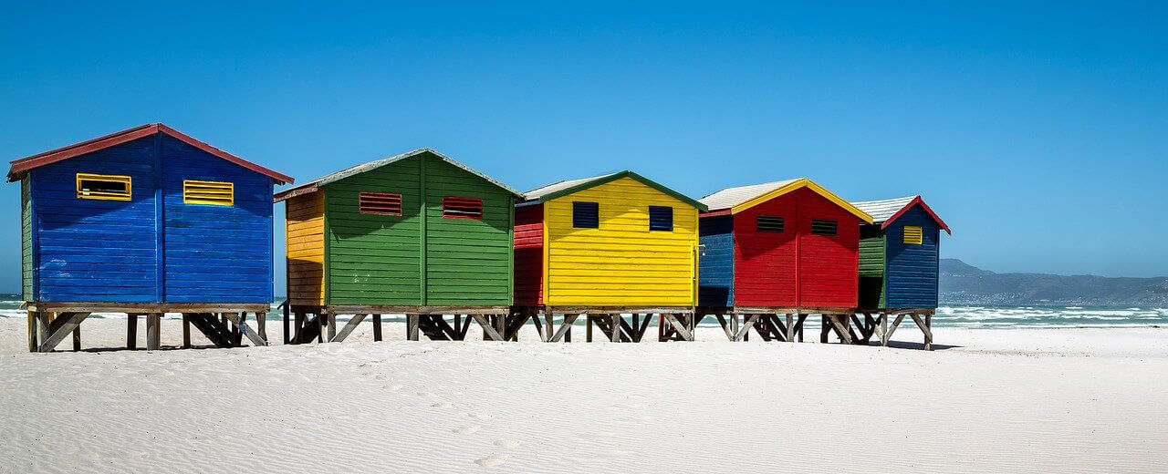 Where to Stay in Cape Town: muizenberg
