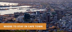 Where to Stay in Cape Town: Best Area & Hotel Travel Guide