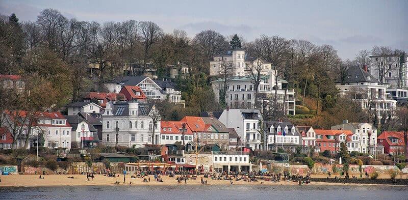 Where to Stay in Hamburg: Blankenese