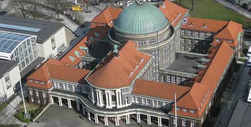 Where to Stay in Hamburg: Dammtor