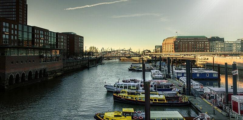 Where to Stay in Hamburg:  Hafencity