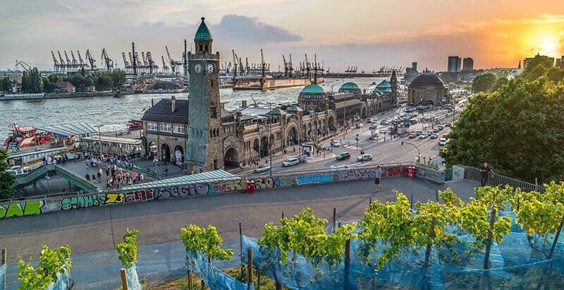 Where to Stay in Hamburg:  St. Pauli
