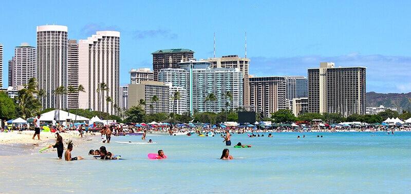 Where to Stay in Hawaii: Waikiki/Honolulu