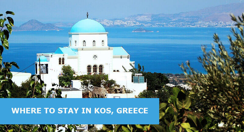 Where to Stay in Kos, Greece: Best Area & Hotel Travel Guide