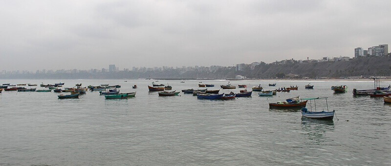 Where to Stay in Lima, Peru:  Chorrillos