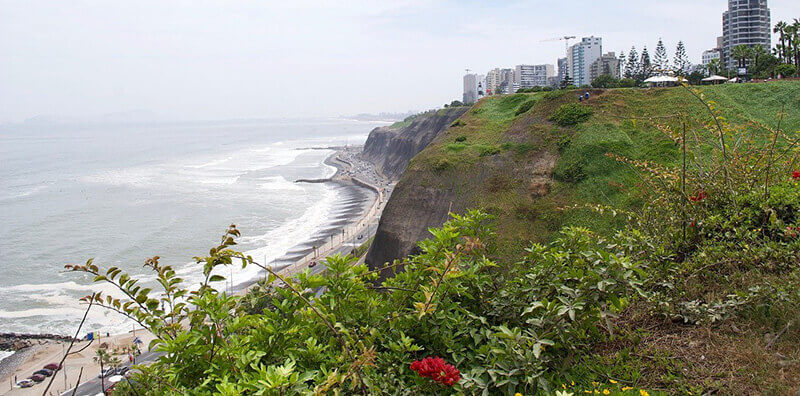 Where to Stay in Lima, Peru: Miraflores