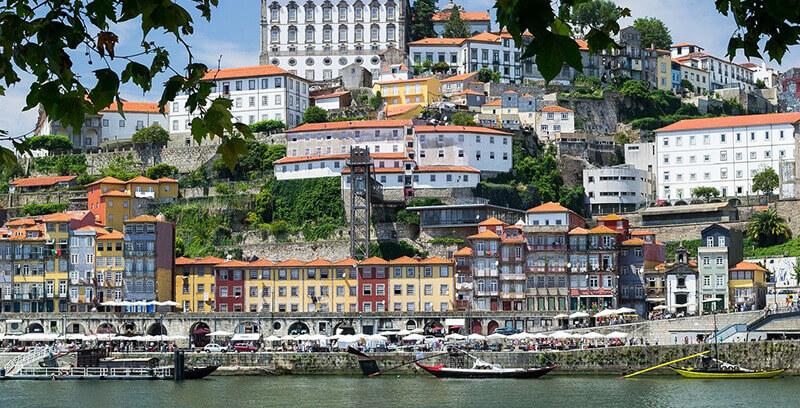 Where to Stay in Porto, Portugal: ribeira