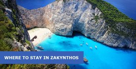Where to Stay in Zakynthos, Greece: Best Area & Hotel Travel Guide