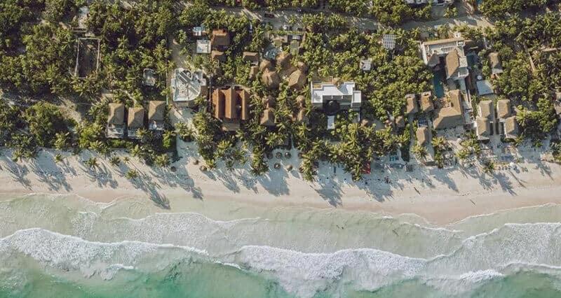 Best Beachfront Hotels In Tulum:
