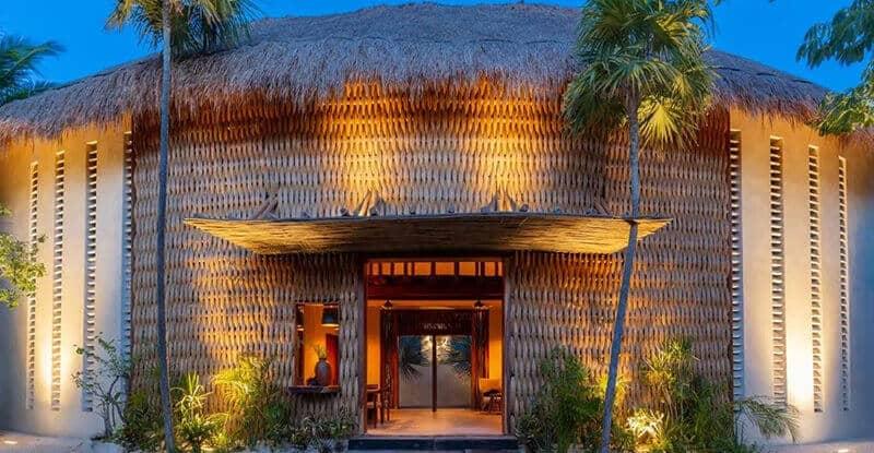 Best Beachfront Hotels In Tulum:  Hotel Ma'xanab Tulum