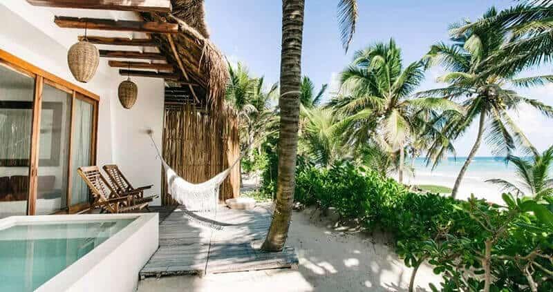 Best Beachfront Hotels In Tulum:  The Beach Tulum