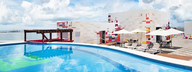 Best Cheap Hotels In Cancun: Aloft Cancun