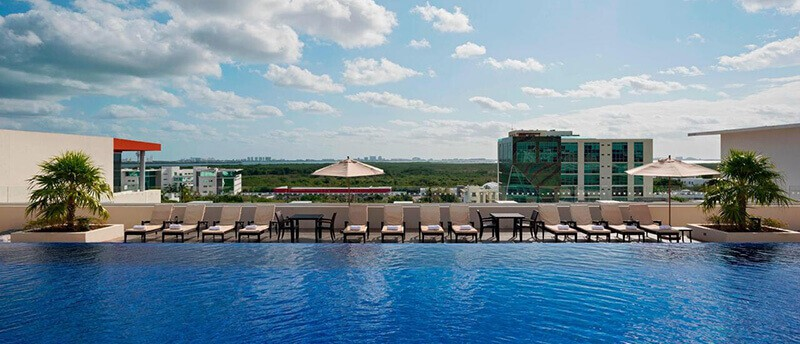 Best Cheap Hotels In Cancun: Four Points by Sheraton Cancun Centro