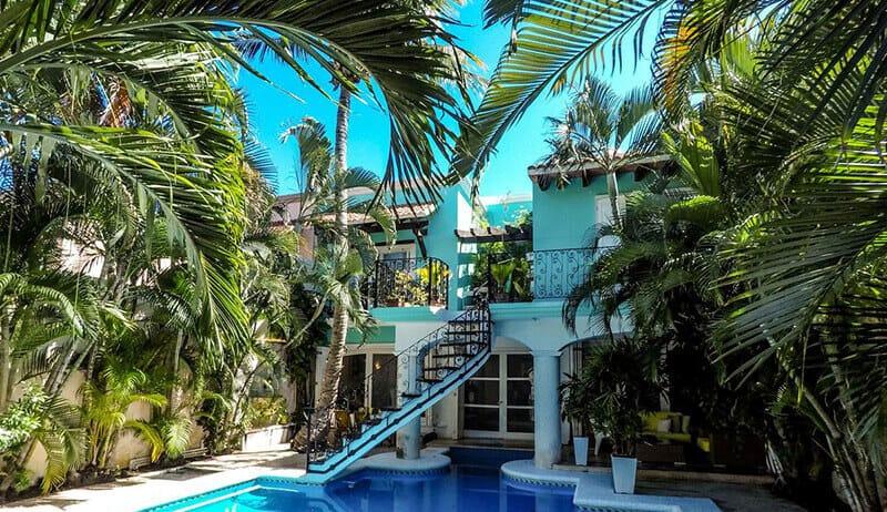 Best Cheap Hotels In Cancun: La Villa du Golf a Cancun Hotel Boutique