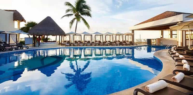 Best Hotels In Cancun For Partying:  Desire Riviera Maya Resort