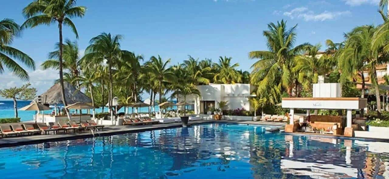 Best Hotels In Cancun For Partying: Dreams Sands Cancun Resort And Spa