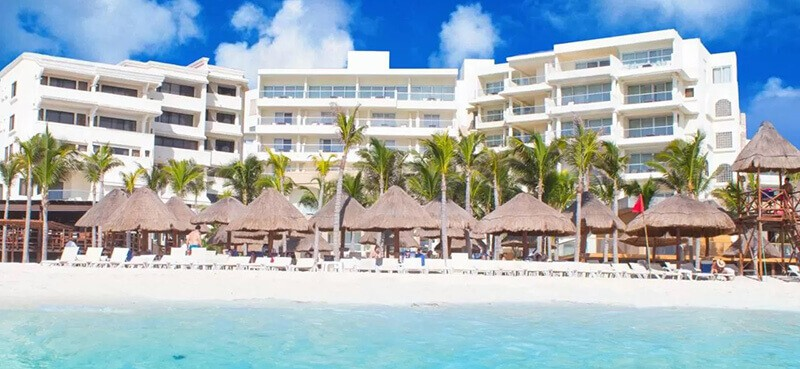 Best Hotels In Cancun For Partying: Hotel NYX Cancun