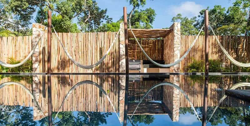 Best Hotels In Tulum With A Private Pool: Amaka Riviera Tulum