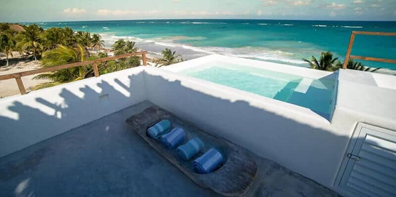 Best Hotels In Tulum With A Private Pool: Chiringuito Tulum