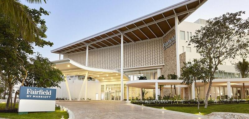 Best Hotels Near Cancun Airport: Fairfield Inn & Suites by Marriott Cancun Airport