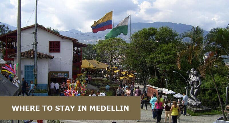 Where to Stay in Medellin: Best Areas & Hotels Travel Guide