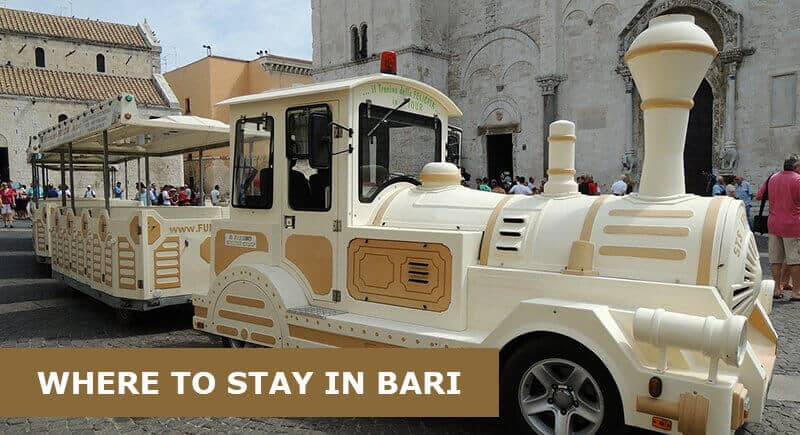 Where to Stay in Bari, Italy: Best Areas & Hotels Travel Guide