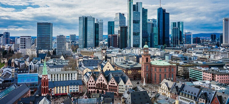Where To Stay In Frankfurt: City center