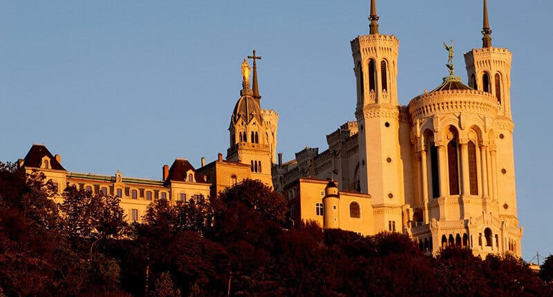 Where To Stay In Lyon: Fourviere