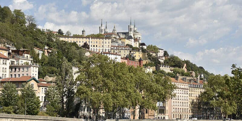 Where To Stay In Lyon: Old City